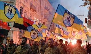 Is the Azov Battalion a terrorist organization as 40 US House ...
