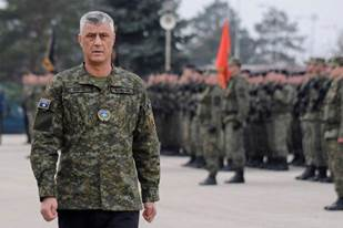 Kosovo President Hashim Thaci Indicted for War Crimes
