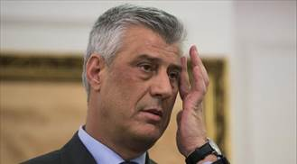 Hashim Thaci′s past catches up with Kosovo′s future | Europe| News and  current affairs from around the continent | DW | 25.06.2020