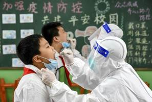 Fact check: Strict lockdowns, COVID-19 vaccine helped China recover