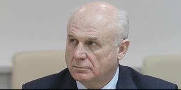 Vasily Zadnepryany all'Assemblea tutta bielorussa